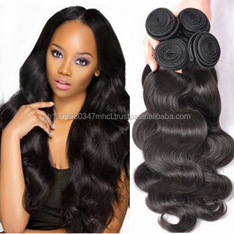 Brazilian 7A Body Wave Virgin Human Hair Extension 100% Unprocessed
