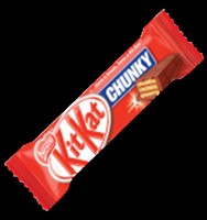 For Nestle Kitkat Chunky 18 (12*42gr) Original Cheap Chocalate Wafer