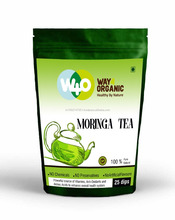 The Natural and Nourishing Moringa Herbal Dip Tea from Western Ghats