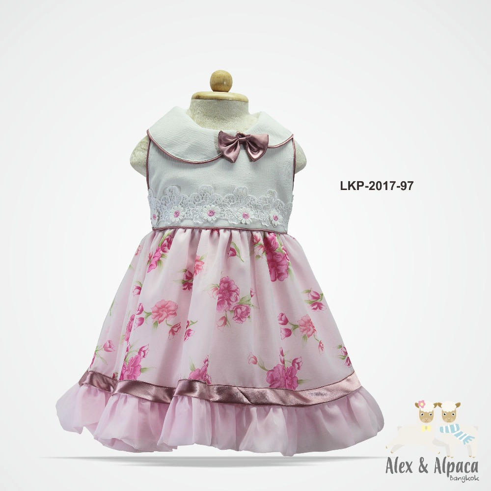 Hot item 2017 !! New Children Girls Party Dresses