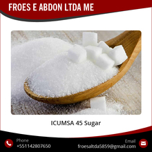 Natural and Best Quality Brazil Icumsa 45 Sugar