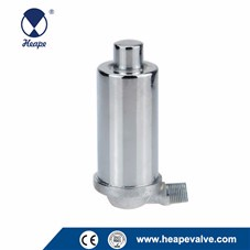 "HEAPE 1/8"" Straight Steam Convector Air Valve"