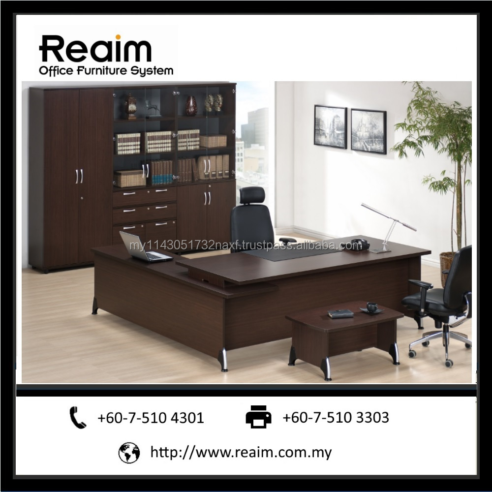 Director Office Desk - Command - Made In Malaysia