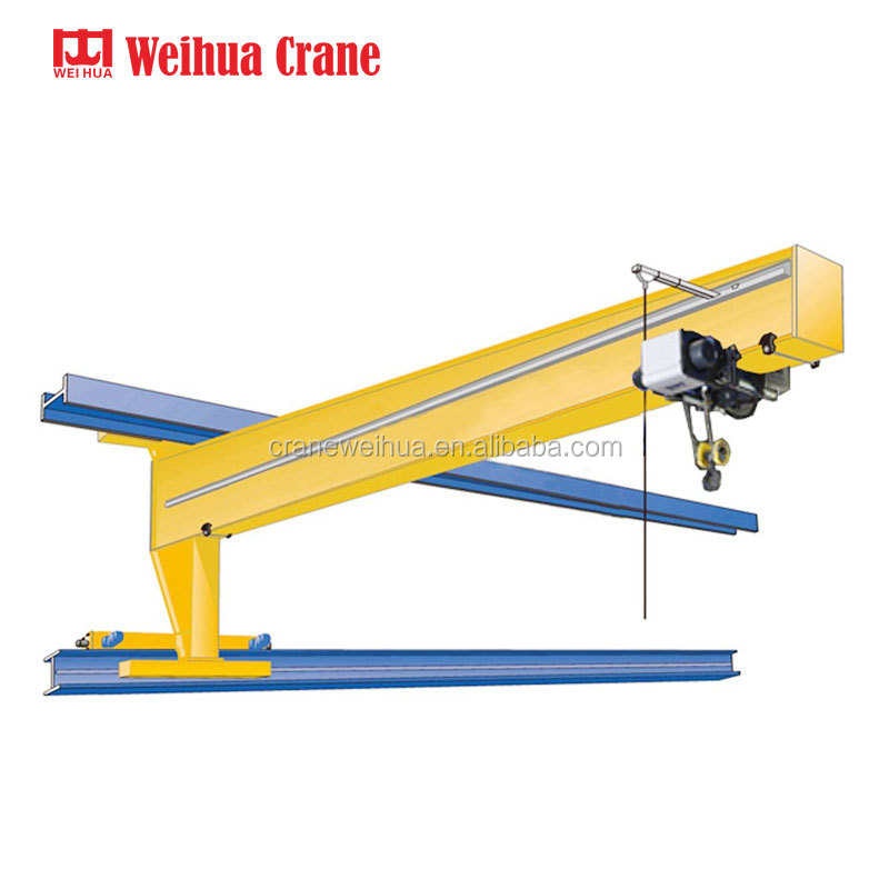 Wall Mounted Traveling Jib Crane for Sale