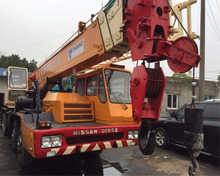 Japanese used tadano 30ton truck crane for sale in Shanghai