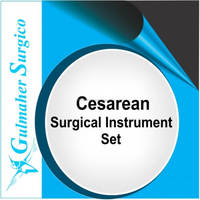 Cesarean Section Surgical Instrument Set For C-section