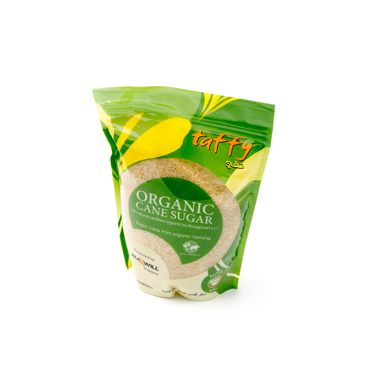 Singapore Food Suppliers Taffy Organic Raw Sugar
