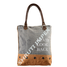 Indian wholesale cotton canvas tote bag for shopping store and advertising promotional Tote Bag