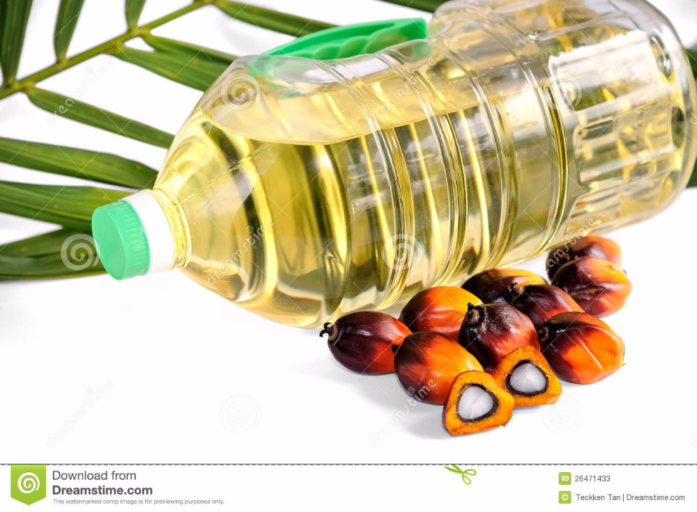 RBD Palm Nuts Oil
