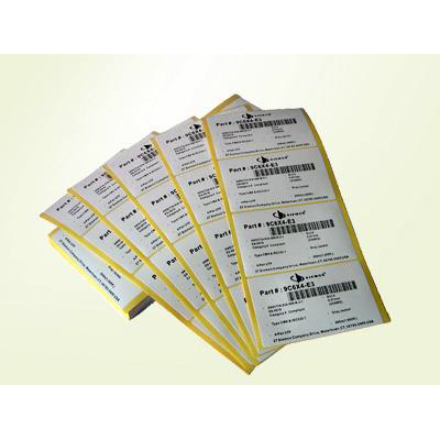 Self Adhesive Label Sticker Paper Printing