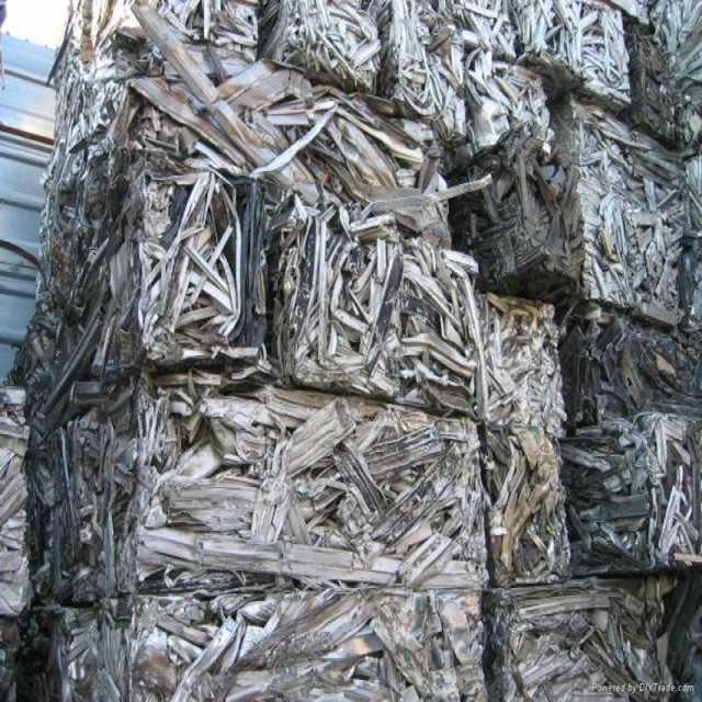 Aluminum scrap 99% purity