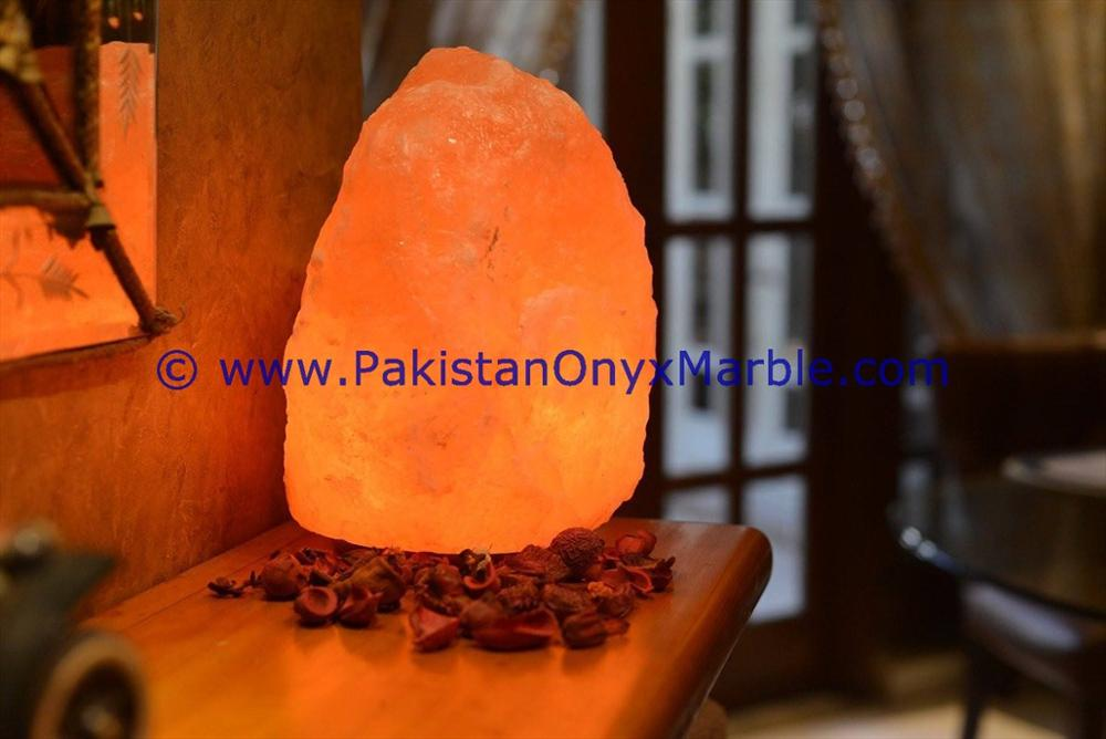 High Quality Hand Carved Himalayan Crystal Natural salt lamp 20-25 kg. Made with pure Himalayan natural pink crystals