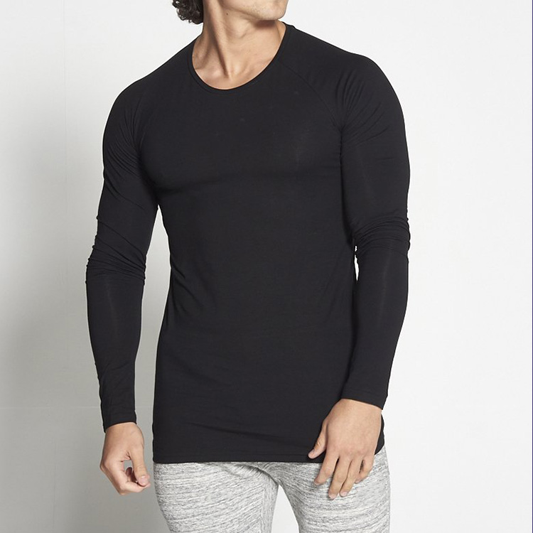 t shirt for men branded t-shirt cotton t-shirt wholesale custom sport shirt blank long sleeve shirt made in China