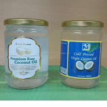 HEALTH ORGANIC AND DAILY VIRGIN COCONUT OIL