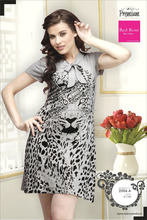 Exporter of top sexy cotton nighty india