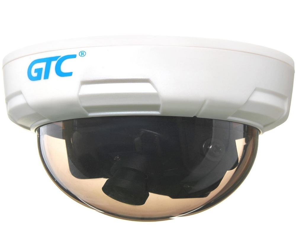GTC Color Dome Camera-GTC266-C-3.6mm Lens Camera CCTV For Sale