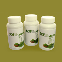100% Organic Natural High Quality Moringa Oleifera Capsule from Indonesia