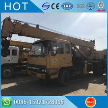 8 Ton Capacity KATO Mini Crane Cheap Price Sell A Used Crane Truck