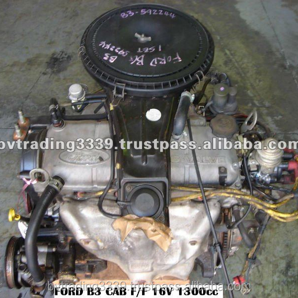 MAZ B3 FF 5SP CARB USED QUALITY ENGINE FROM JAPANESE