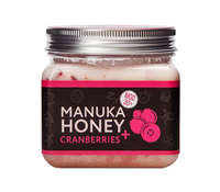 Wholesale MANUKA Cranberries Honey Jellybush Honey Jars For Sale
