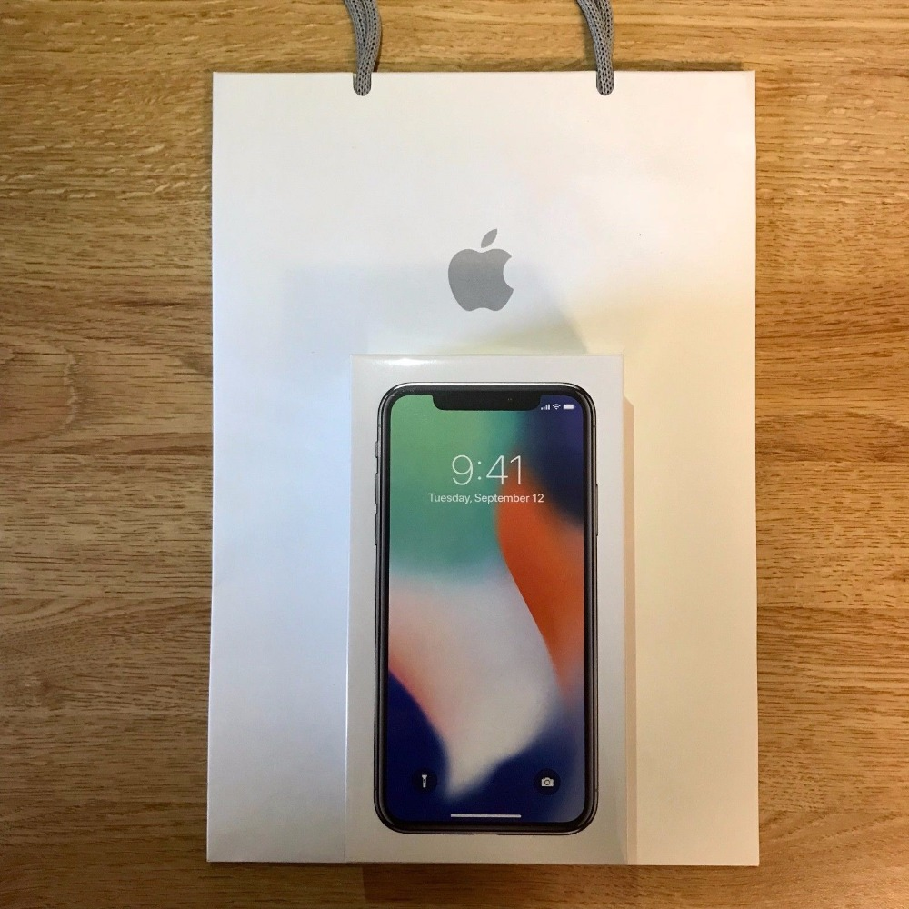 SALES NEWEST DELIVERY FOR APPLE PHONE X 8 & 8 PLUS / 64GB/ 256GB---+