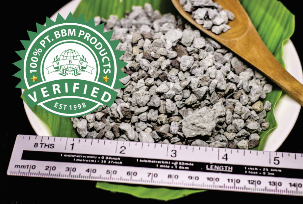 Natural Green Zeolite Chipped for Agriculture Aquaculture Fertilizer Filler Organic