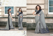 color combinations sarees