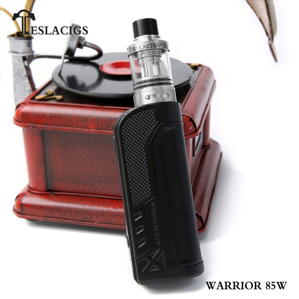 New vapor mod Teslacigs warrior 85w China product popular selling now!!