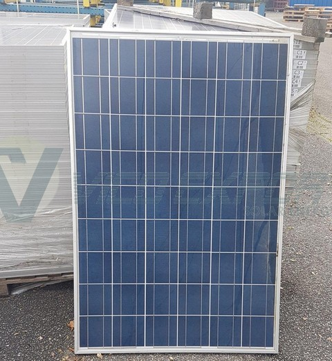 Used Solar Panels MADE IN GERMANY 210w poly