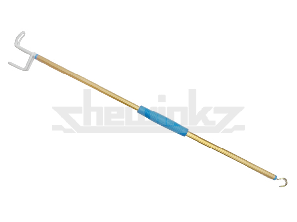 Health Care Living Aids Disable Helper Wooden Dressing Stick