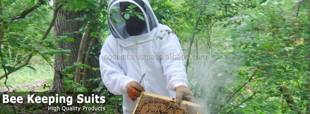 Beekeeping Fence Veil Ventilated Suit Manufacturer
