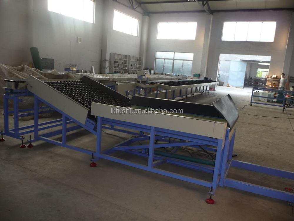 automatic apple potato onion grading machine/fruit sorting machine line