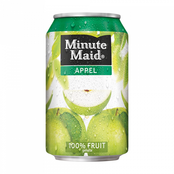 Minute Maid soft drink for export