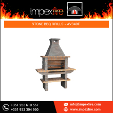 Refractory Bricks Made BBQ Grills from Trusted Suppplier