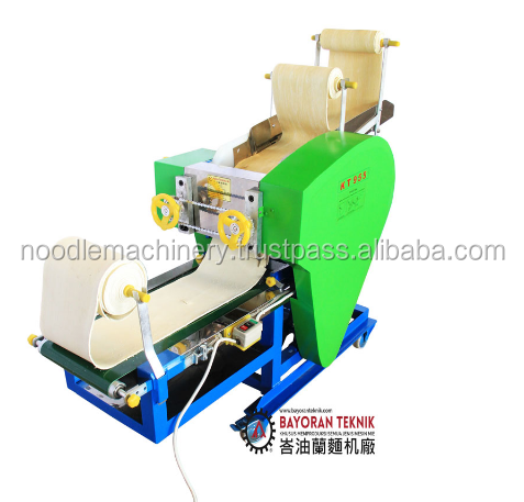 WORLD-CLASS QUALITY Noodle Making Machine SPARE-PARTS READY