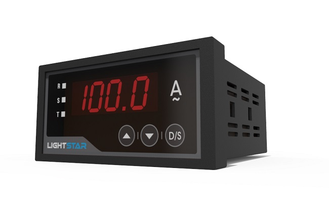Made in Korea High Quality KDA-3P Three phase AC current meter, Switchboard, panel, LIGHTSTAR
