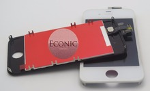 Econic - OEM New Item recycle broken lcd screen for iphone 4S display digitizer touch