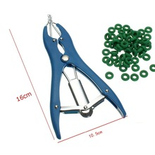 Wholesale stainless steel castration ring plier sheep castration pliers