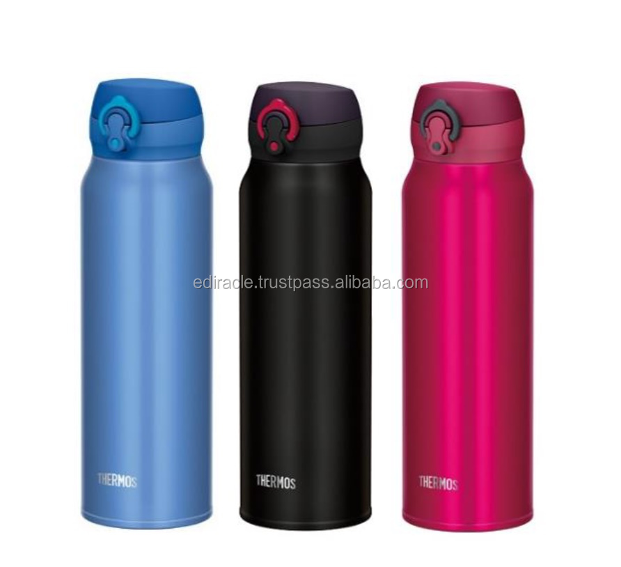 Manufacturing price premium quality branded 18/8 double wall unbreakable thermos vacuum flask and sport water bottle