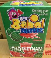 [THQ VN] Big Babol watermelon filling chewing gum 250g * 20 boxes