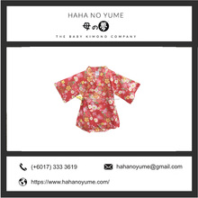 Best Selling Baby Cloth Cute Baby Girl Rompers Japanese Kimono Branded Children Wear