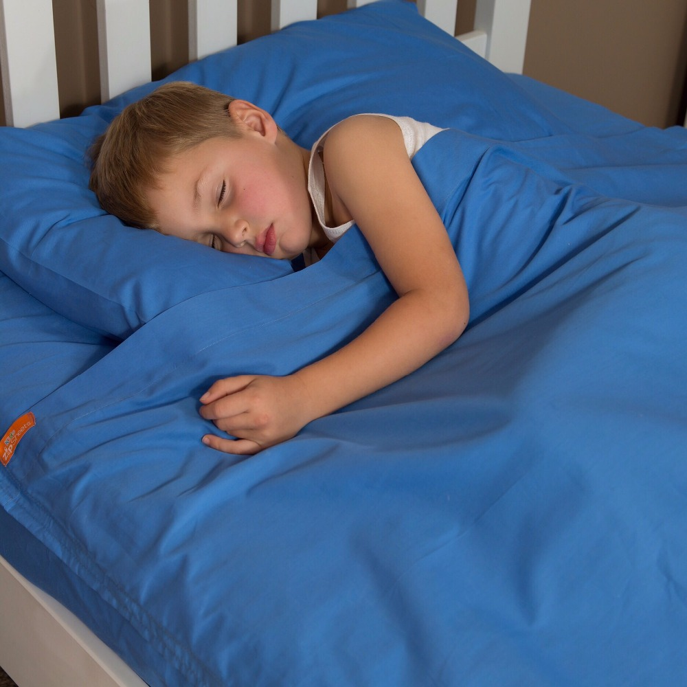 soft cotton zip up sheets by Kids Zip Sheets available in cot, single, twin, full, king single, double and queen size