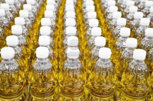 Crude refined sunflower oil From Tanzania