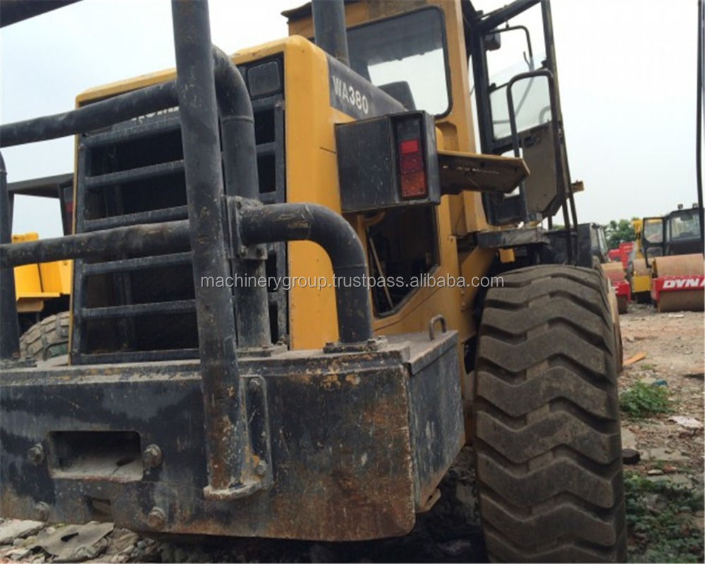 Used KOMATSU WA380-3 Wheel loader for sale