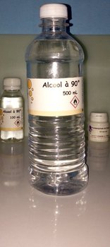 Hospital ethyl alcohol 90%