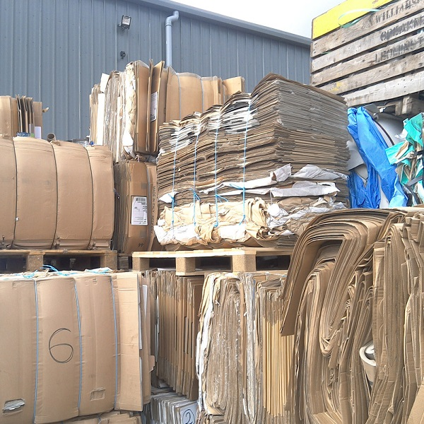 Double-Sorted Old Corrugated Cardboards (DSOCC) With no impurities for Industrial