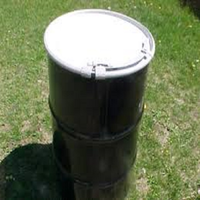 55 gallon 200 liter food grade steel drum paint drums for sale