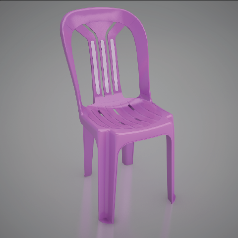 Plastic chair increasingly advanced and sophisticated demands F815