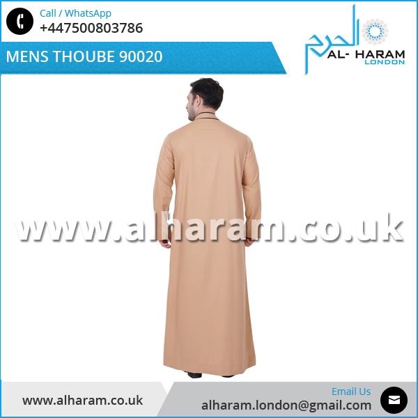 Best Quality Material Most Popular Islamic Men's Thobe