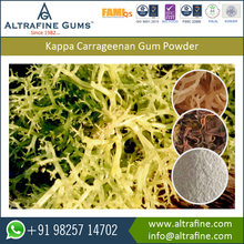 Kappa Carrageenan Gum Powder for Food Stabilizing Agent